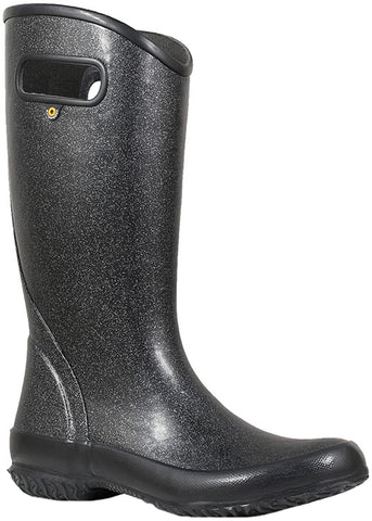 Bogs Womens Rainboot Glitter Outdoor Boots