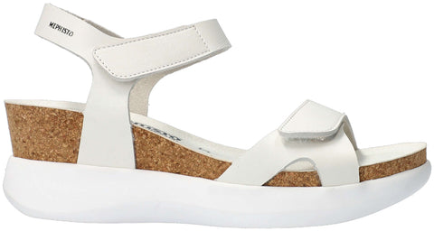 Mephisto Womens Coraly Wedge Sandal