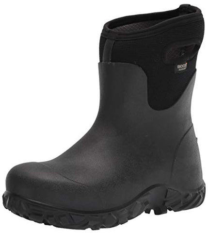 BOGS Mens Workman Mid Soft Toe Waterproof Work Boot