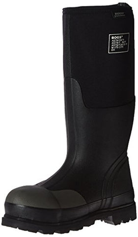 BOGS Mens Forge Steel Toe Waterproof Boot