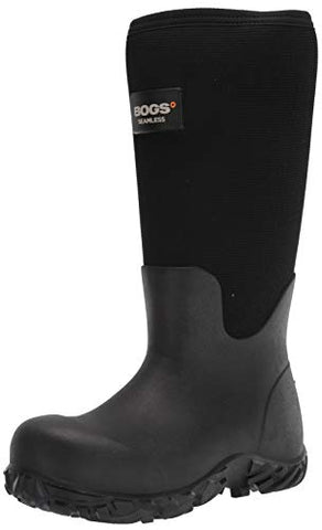BOGS Mens Workman 17 Inch Comp Toe Insulated Work Boot
