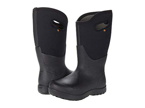 BOGS Womens Neo-Classic Solid Wide Calf Winter Boot