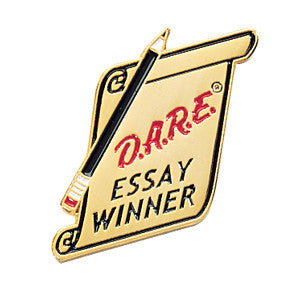 Essay Winner Pin