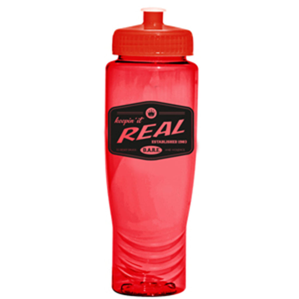 28oz Red Water Bottle