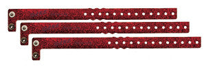 Sparkle Red Wristband