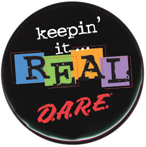Keepin' It Real Button (100 pack)