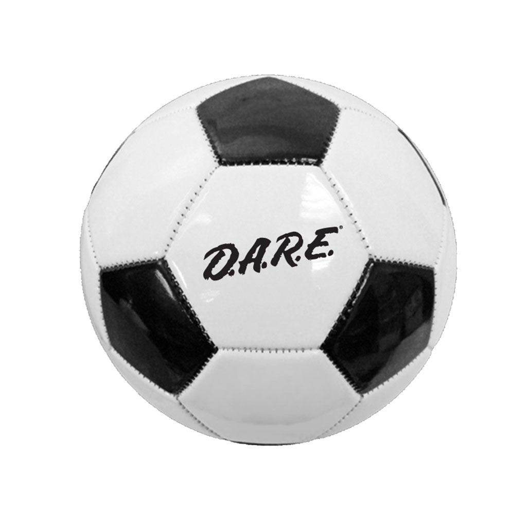 Black & White Soccer Ball