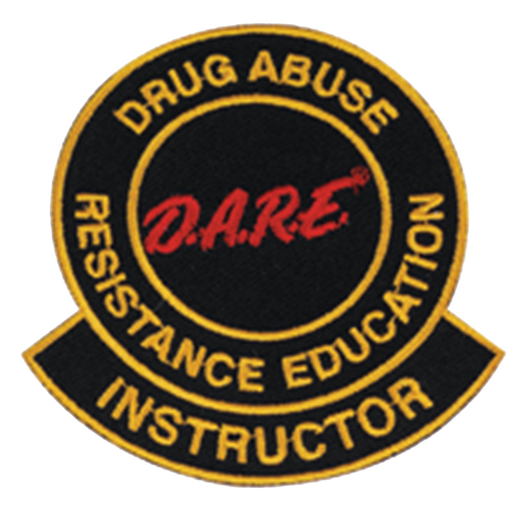 Gold Instructors Patch