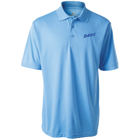 Performance Polo Light Blue