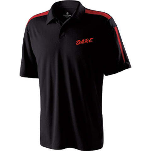 Men's Captivate Polo Black