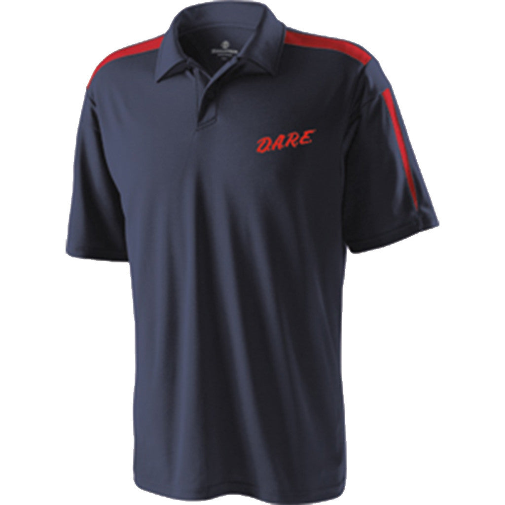 Mens Captivate Polo - Navy