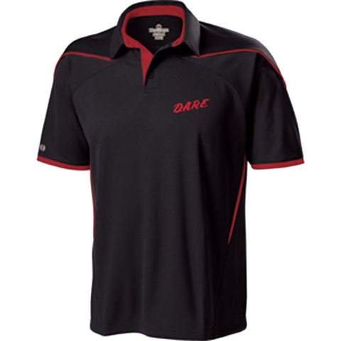 Men's Explosion Polo Black
