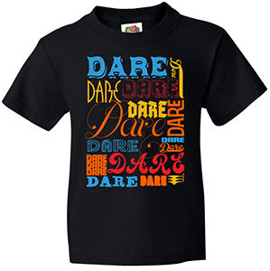 DARE Everywhere Tee (Limited Availibility)
