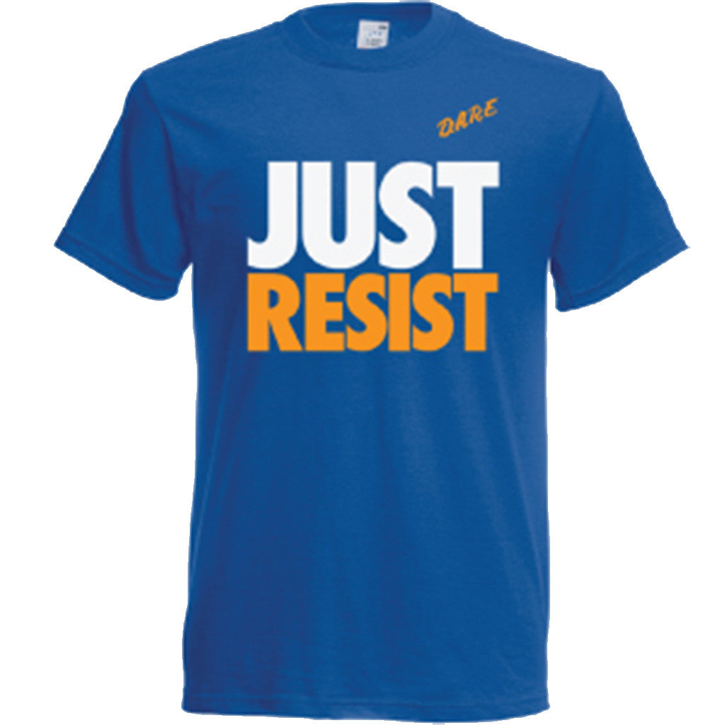 Just Resist Tee (Limited Availability)