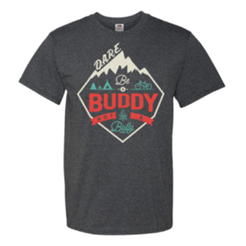 Be A Buddy Tee (L and XL Only)