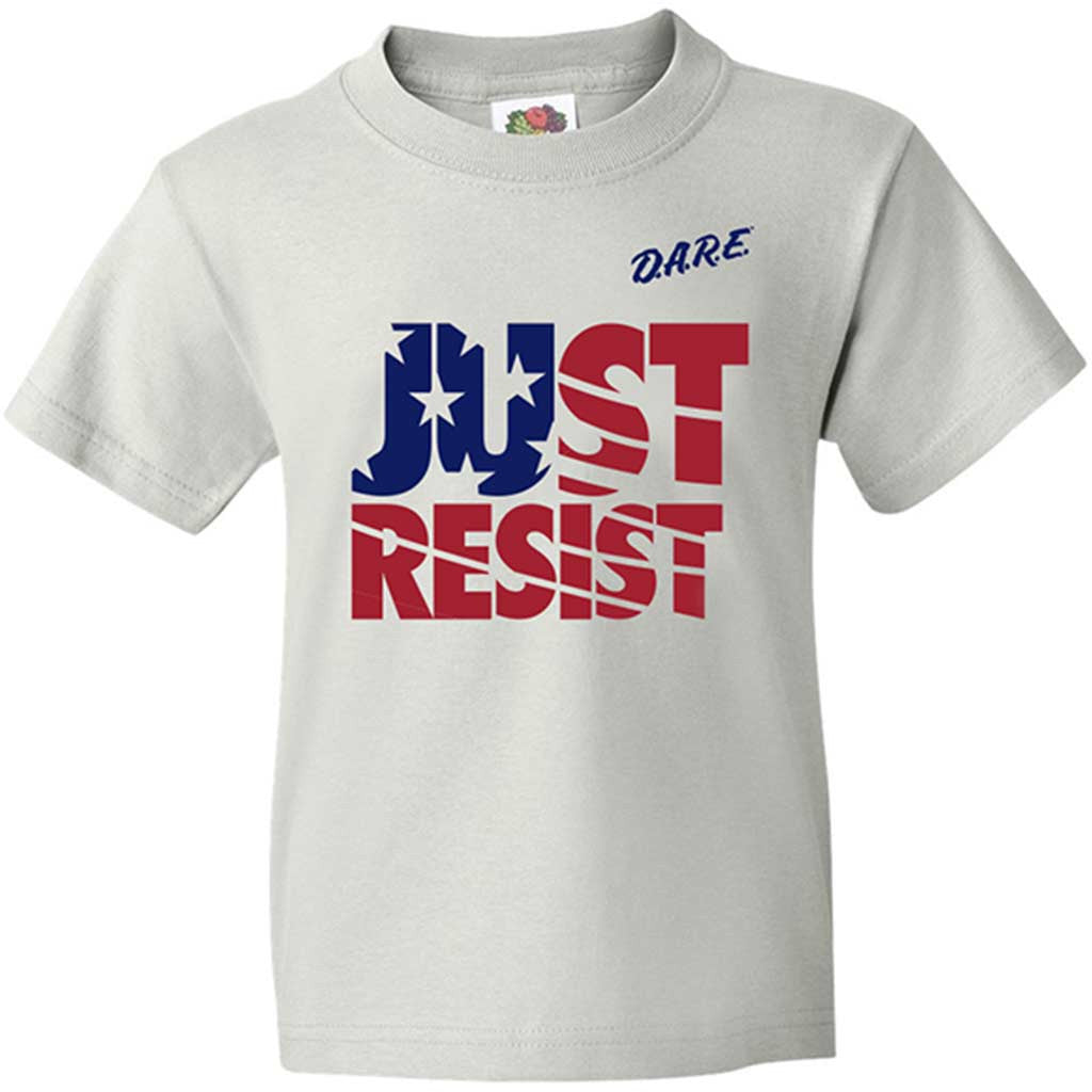 USA Just Resist Tee (Limited Availability)