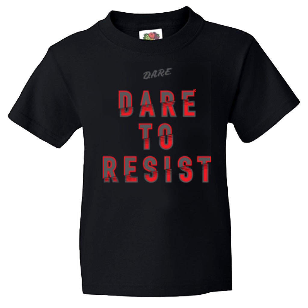 DARE TO RESIST Tee (Limited Availability)