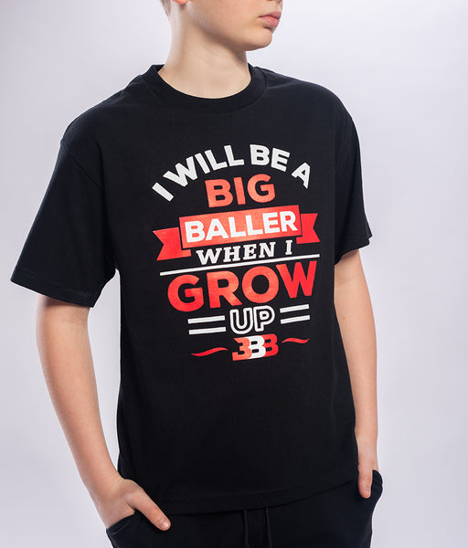 BBB When I Grow Up Youth T-Shirt