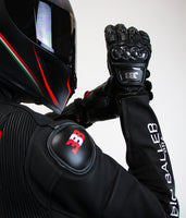 "BBB Racing ""Stealth"" Motorcycle Gloves"