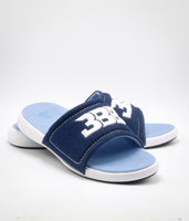 BBB Denim Slides