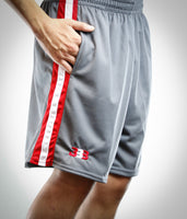 BBB Open Run Short - Charcoal