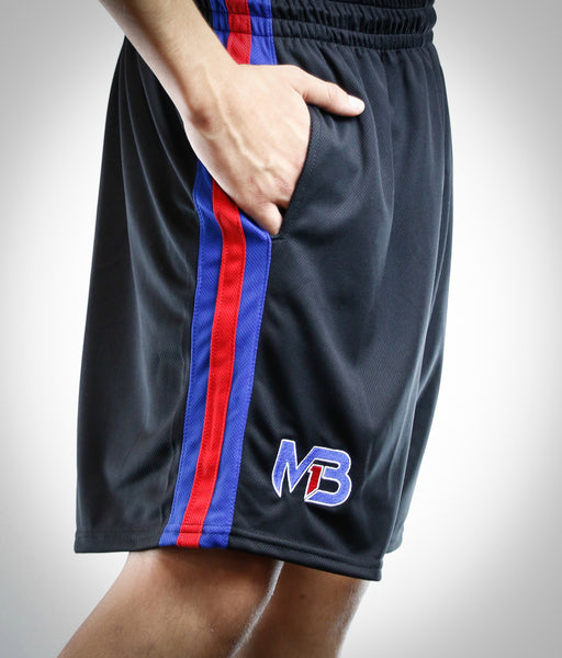 MB1 Short -Black