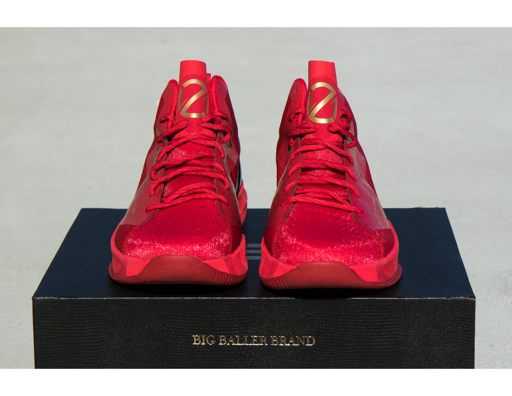 ... ZO2  TRIPLE RED - INDEPENDENCE DAY COLLECTION by Lonzo Ball ... efb601516b9
