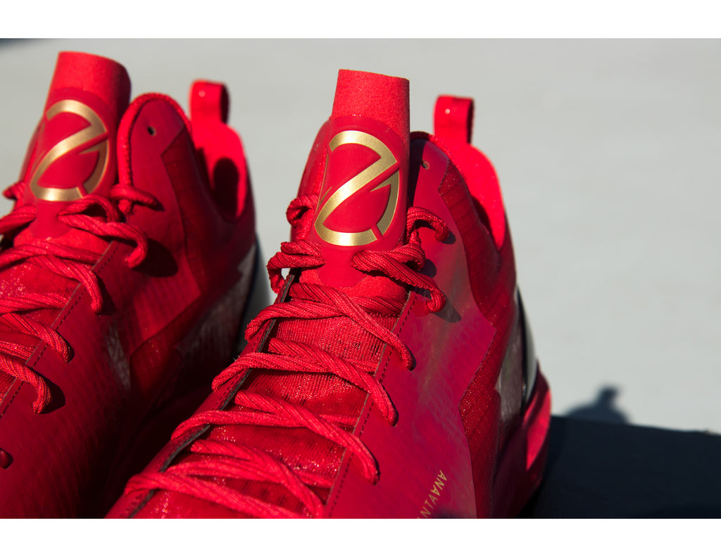 ZO2  TRIPLE RED - INDEPENDENCE DAY COLLECTION by Lonzo Ball ... b84fae92c02