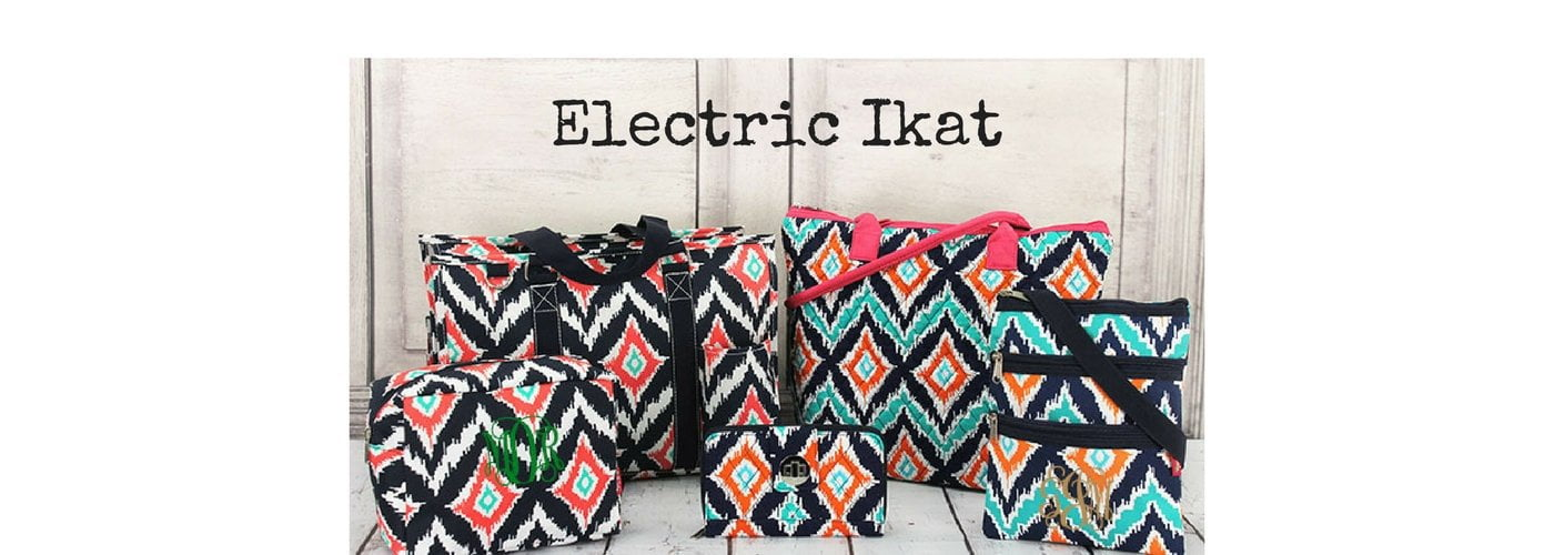 Electric Ikat