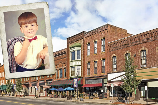 Young Entrepreneur in the Main Street America Era
