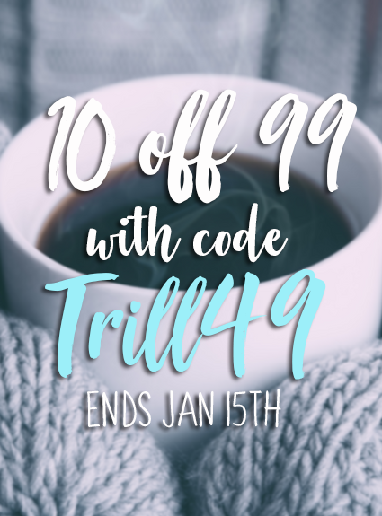 EXTENDED! $10 OFF $99! Ends Jan 15th @ 11:59pm CST