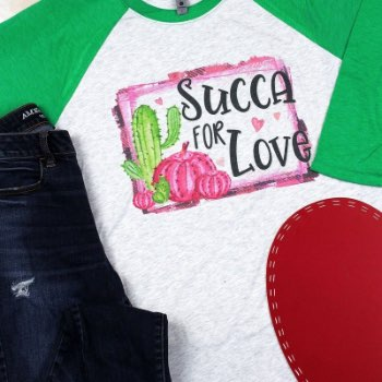 Succa for Love T-shirt