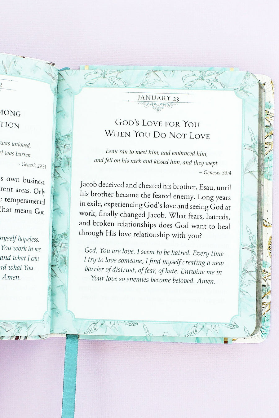 One-Minute Devotions - Day by Day with God Book