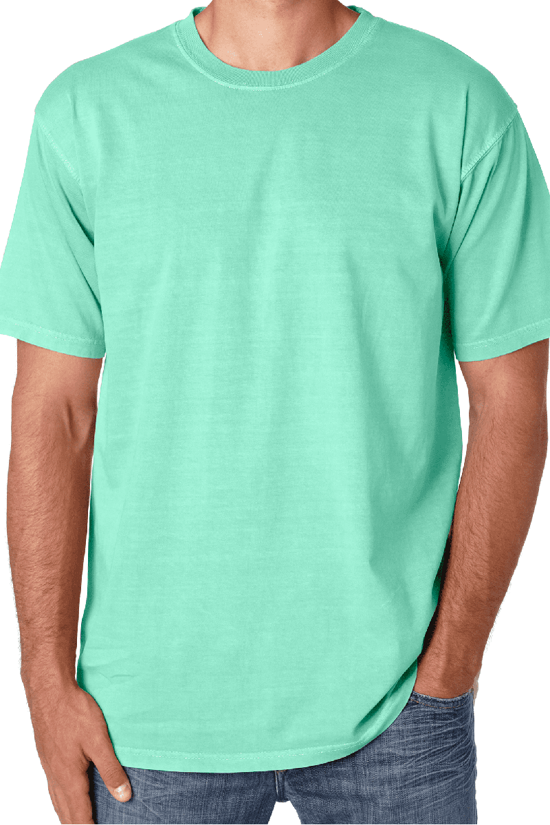 Comfort Colors Pocket T Shirts Wholesale Edge Engineering And