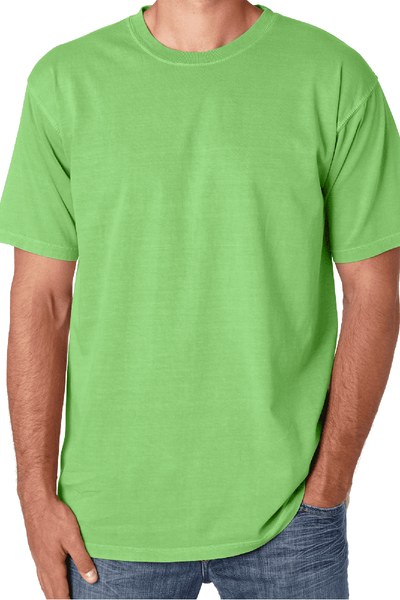 Shades of Green/Yellow Comfort Colors Adult Ring-Spun Cotton Tee *Personalize It