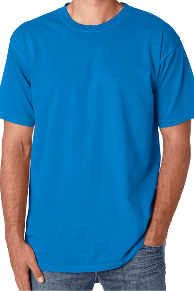 Shades of Blue Comfort Colors Adult Ring-Spun Cotton Tee *Personalize It