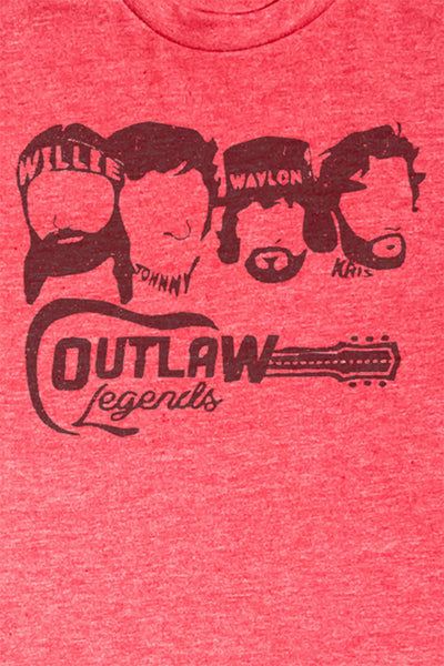 Country Legends Unisex Blend Tee