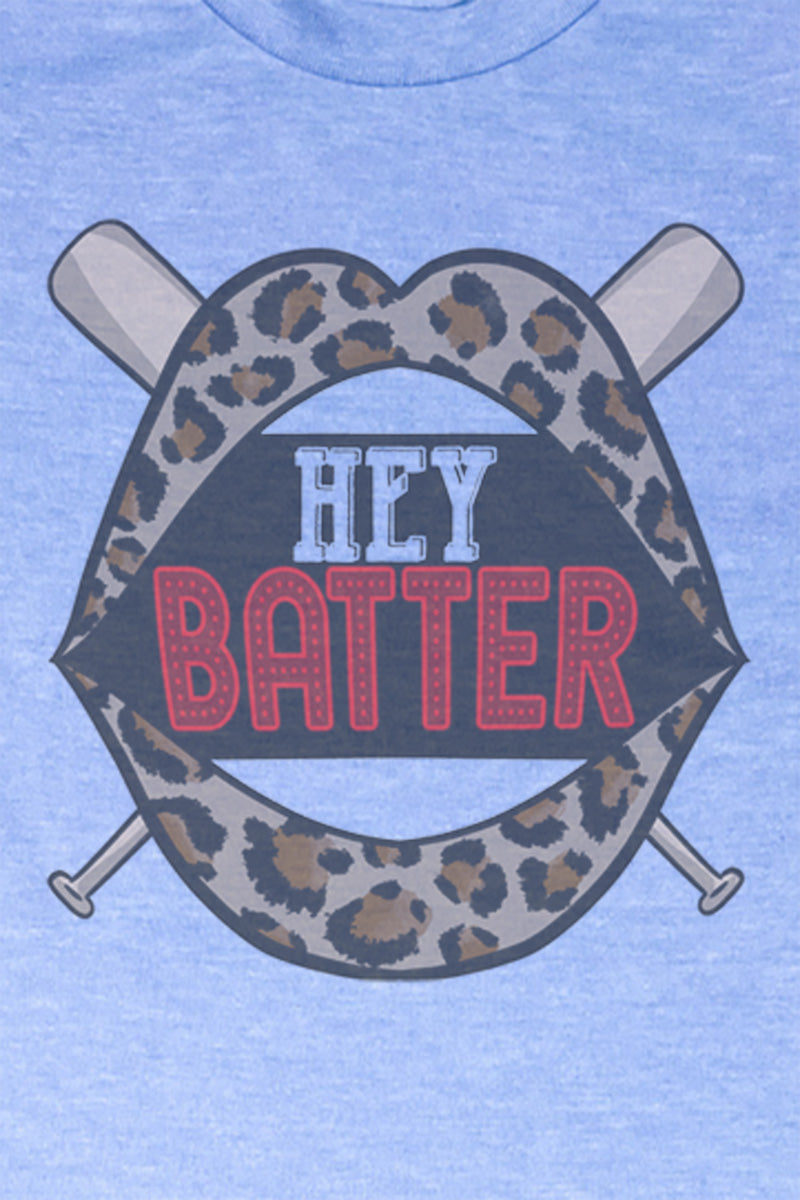 Mouth Hey Batter Unisex Blend Tee