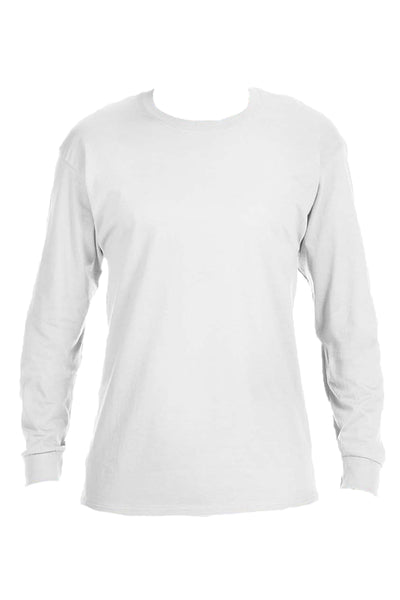 Gangsta Wrapper Unisex Dri-Power Long-Sleeve 50/50 Tee
