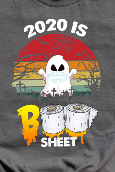 Mummy Boo Sheet Unisex Short Sleeve T-Shirt