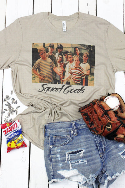 Sandlot Squad Tri-Blend Short Sleeve Tee