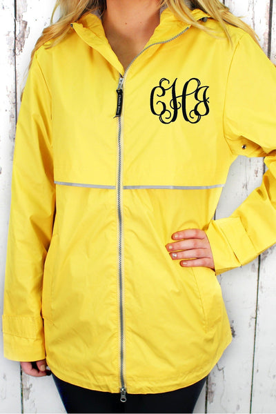 Charles River Women's New Englander Buttercup Rain Jacket #5099 *Customizable! (Wholesale Pricing N/A.. PLEASE ALLOW 3-5 BUSINESS DAYS.. EXPEDITED SHIPPING N/A) - Wholesale Accessory Market