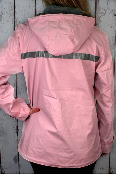 Charles River Women's New Englander Pink Rain Jacket #5099 *Customizable! (Wholesale Pricing N/A.. PLEASE ALLOW 3-5 BUSINESS DAYS.. EXPEDITED SHIPPING N/A) - Wholesale Accessory Market