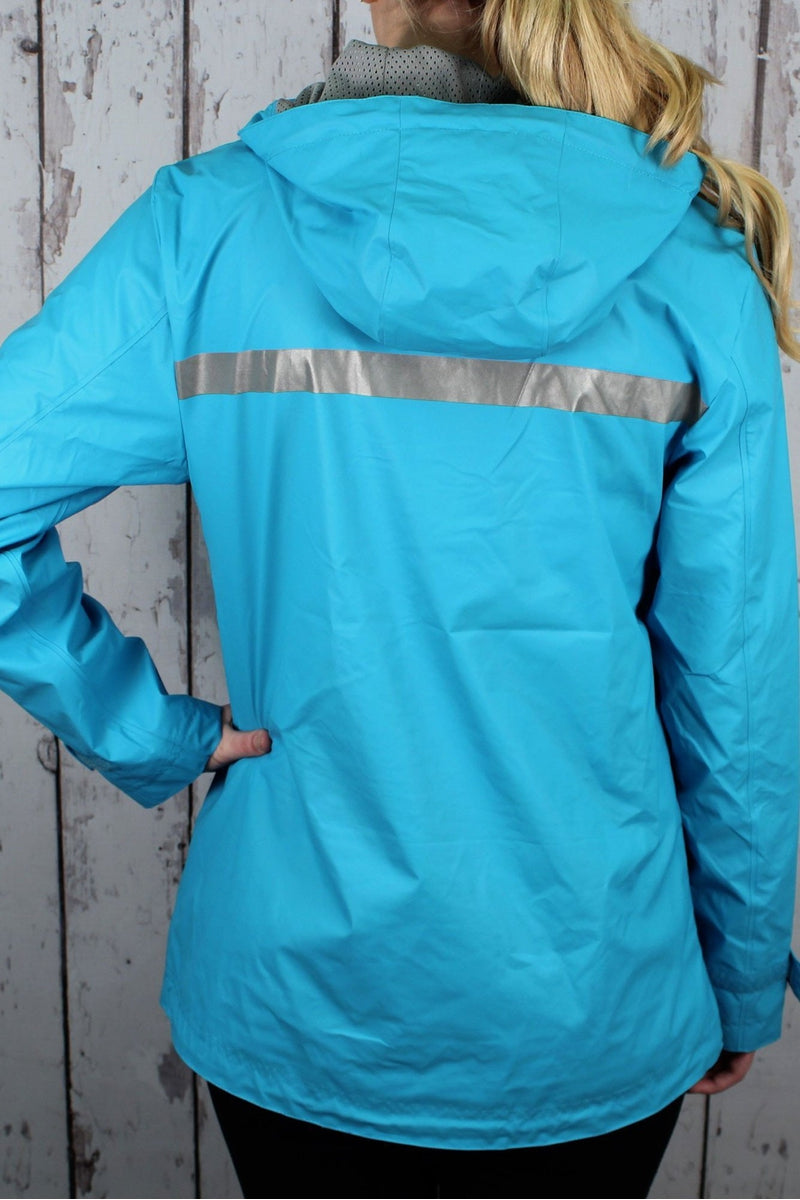 Charles River Women's New Englander Wave Rain Jacket #5099 *Customizable! (Wholesale Pricing N/A.. PLEASE ALLOW 3-5 BUSINESS DAYS.. EXPEDITED SHIPPING N/A) - Wholesale Accessory Market