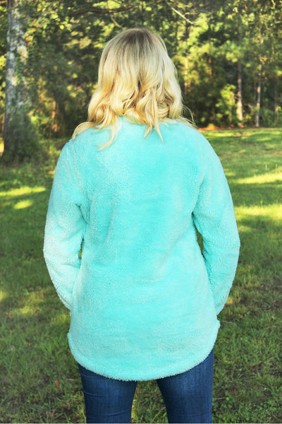 Charles River Women's Aqua Newport Fleece *Personalize It! (Wholesale Pricing N/A)