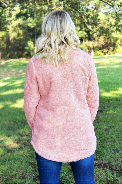 Charles River Women's Powder Pink Newport Fleece *Personalize It! (Wholesale Pricing N/A)