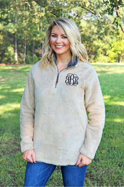 Charles River Women's Sand Newport Fleece *Personalize It! (Wholesale Pricing N/A)