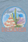 Dreamer Western Poly/Cotton Tee