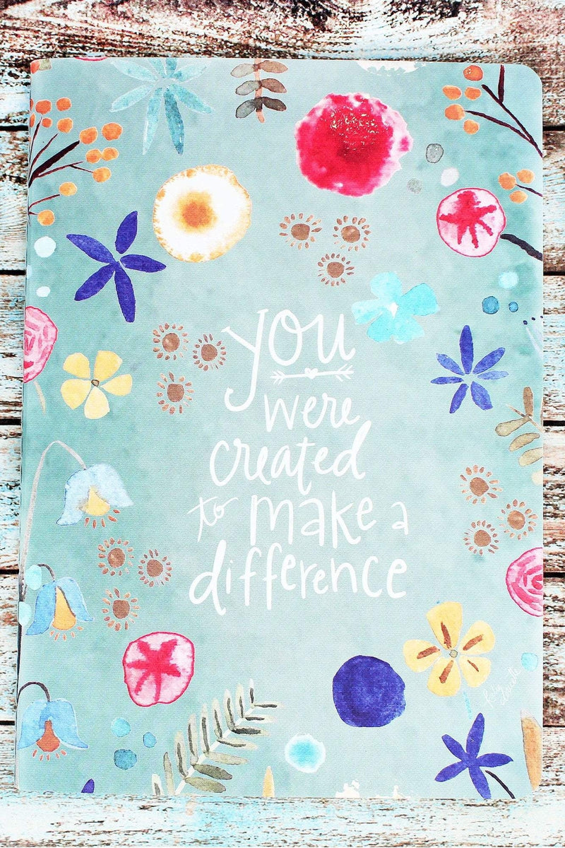 Make A Difference Softcover Journal