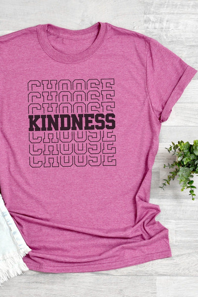 Choose Kindness Softstyle Adult T-Shirt